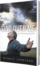 Sing Over Me Paperback