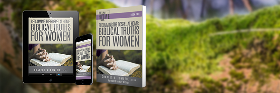 Biblical Truths for Women eBook and paperback editions shown